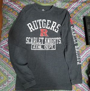 Tops - Rutgers Knights Long Sleeve